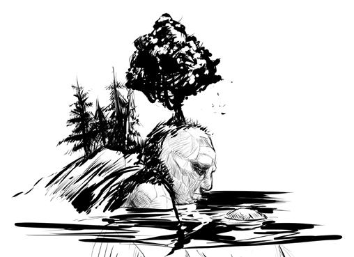 The-Stone-Man-Sketch