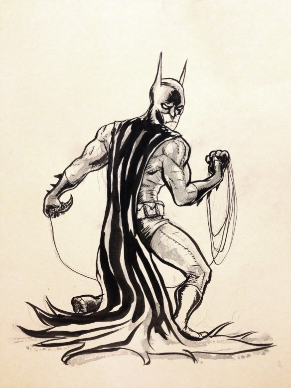 batman-sketch