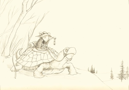 Turtle-Mouse-MilesToGo-drawing